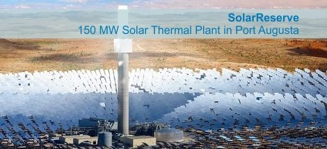 New 150 MW Plant in Port Augusta
